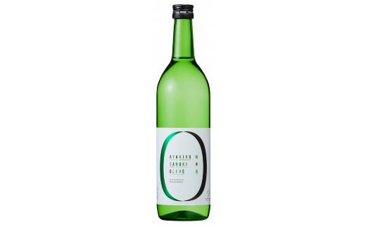 【数量限定】さぬきオリーブ純米酒