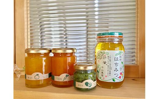 蜂蜜テーブルセット2