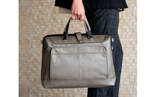 ブリーフケース 豊岡鞄 FW01-104-60(グレー)