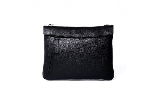 サコッシュ 豊岡鞄 ottorossi ORA004(ブラック)