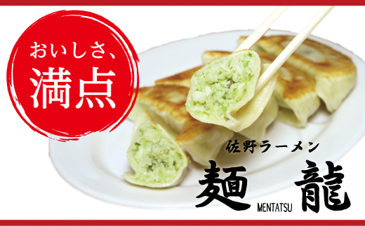 No.064 冷凍餃子8人前(計約1720g) / ギョーザ ぎょうざ 中華 野菜たっぷり モチモチ 食べ応え 群馬県
