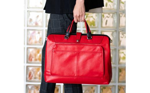ブリーフケース 豊岡鞄 FW01-104-70(レッド)