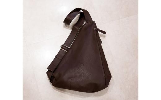 ボディバッグ 豊岡鞄ottorossi ORA001(ブラウン)
