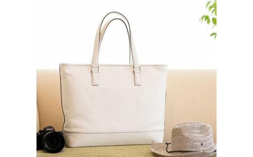 ラージトート豊岡鞄CJTA-002(ホワイト)