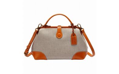 豊岡鞄parcel cotoneミニダレスNU56-101(ベージュ)