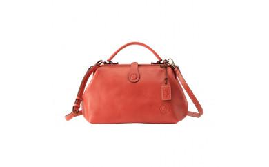 豊岡鞄parcelミニダレスショルダーバッグ NU20-103(レッド)
