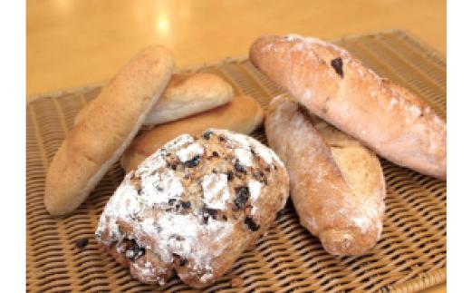 高原のパンやさん特選パンセット