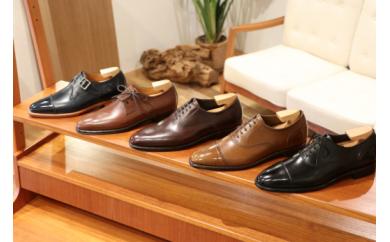 国産の上質革で丁寧にお仕立てする、紳士パターンオーダー靴お仕立て券