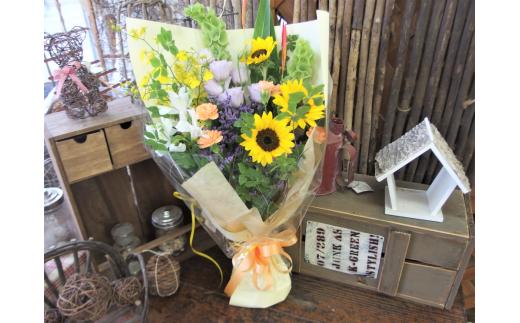 【仏壇/法要/お墓】お供え用 洋花のみを使った1束