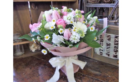 【四季折々】季節の花束