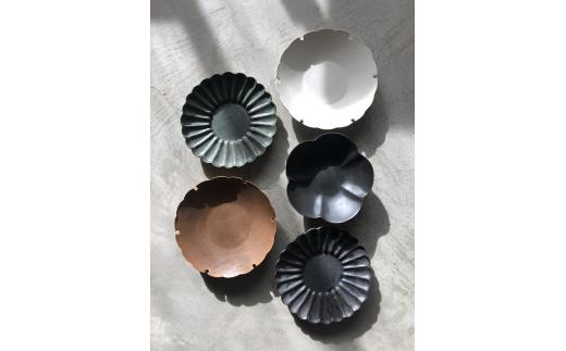 C-74 yoshida pottery 皿、鉢 2点set