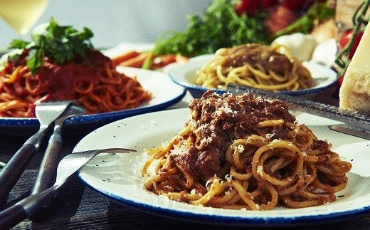 【パスタ世界チャンピオン】サローネグループ特製パスタソース&オリジナル麺セット