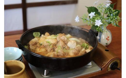 むなかた鶏すきやきセット_KA0509
