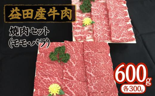 B-229 牛肉モモ・バラ焼肉セット