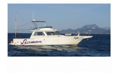 タイラバ・ジギング船シーマン 乗船チケット
