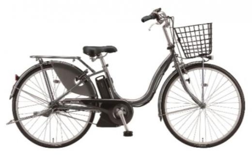 [№5687-0215]アシスタU  スタンダード【色:M.XRシルバー】(電動自転車)