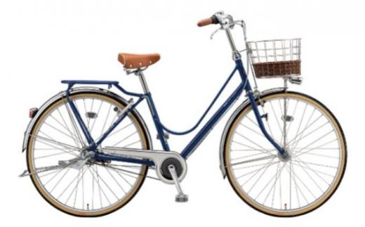 [№5687-0218]限定30台 カジュナ ベーシックライン【色:E.Xアメリカンブルー】(自転車)