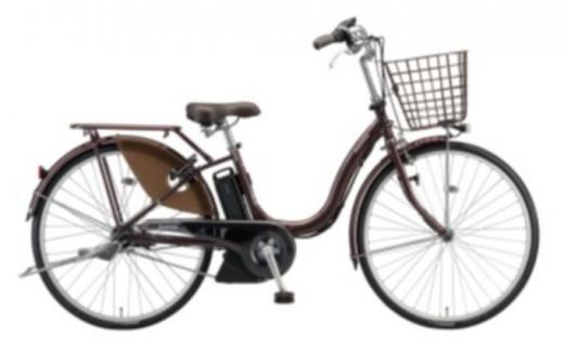 [№5687-0216]アシスタU  スタンダード【色:F.Xカラメルブラウン】(電動自転車)