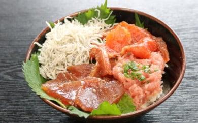 【数量限定】駿河湾海鮮丼セットpart2