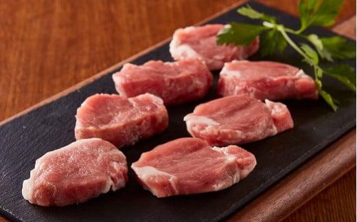 K040:金猪豚[淡路いのぶた]ヒレ 一口カツ用(500g)