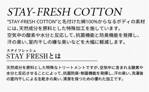 UKINISUM 半袖 Tシャツ(2色・4サイズ展開)宇城市の地場刺繍Style