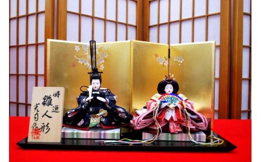 AAX-172 京都西陣織雛人形・桜