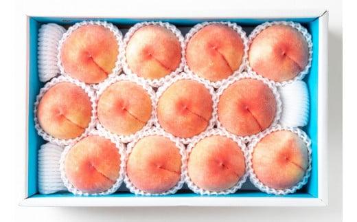 【先行予約受付】和歌山県産の美味しい桃 約4kg (10~15玉入り)【2021年6月中旬頃から順次発送予定】