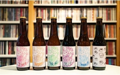 IN THA DOOR BREWING 瓶ビール6本セット