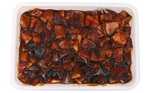 海鮮鉄板焼きシリーズ やりイカ 甘口醤油たれ 鉄板焼き 約1kg 惣菜
