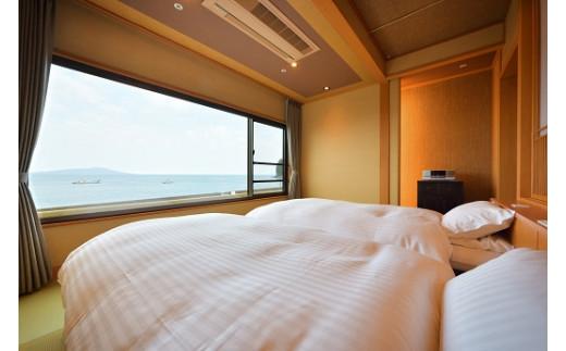 I008 伊豆北川温泉「望水」ムーンロードルームに泊まる!スパトリートメントを楽しむ!1泊2食・2名様プラン