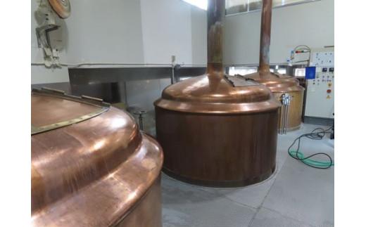 奥羽山脈系の豊富で上質な雪解け水は硬度9の超軟水。口当たりの柔らかなビールに仕上がります