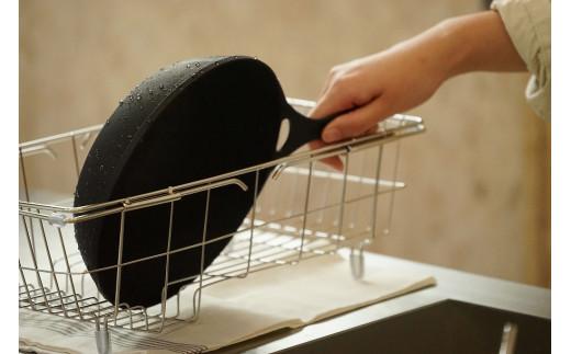 洗ったあとは火にかけなくてもOK!お手入れ簡単です。