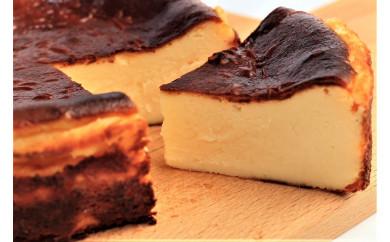 絶品!厳選素材の濃厚バスクチーズケーキ