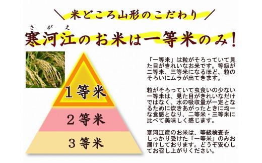 一等米のみお届け!米の食味ランキングにおいて、「外観」、「香り」、「味」、「粘り」、「硬さ」などの総合評価で高い評価を得ています