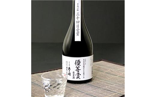 1836 【あさ開】 大吟醸 東北清酒鑑評会 優等賞受賞酒 500ml