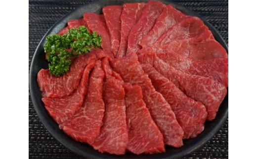 No.047 【牧場直売店】兵庫県産但馬牛 赤身 焼肉用 約400g / 和牛 ブランド牛 兵庫県 特産