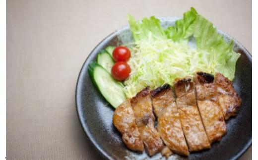 K1632 ⾃家製味噌の豚⾁味噌漬け1.5㎏(500g×3パック)