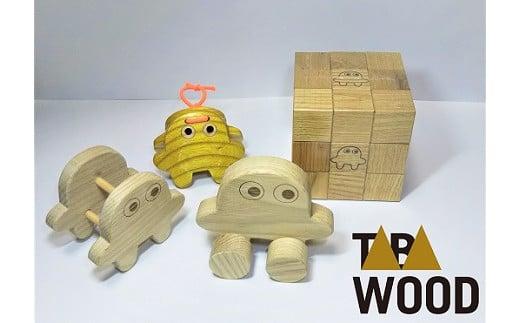 TABAWOOD 木育セット