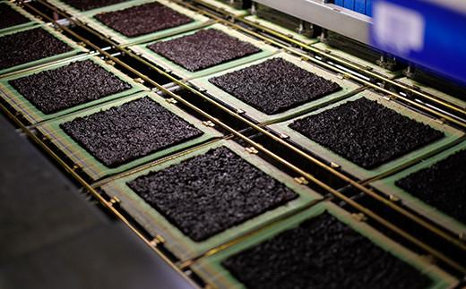 収穫が始まる冬場は、工場が24時間フル稼働