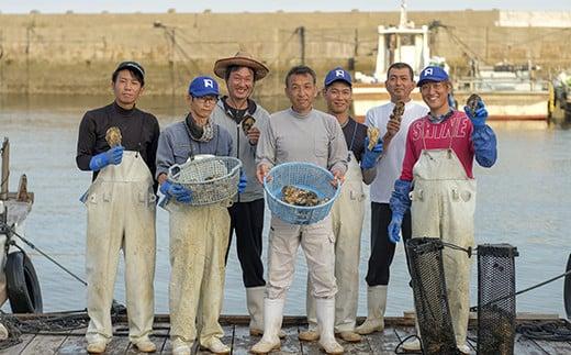 『カネト海苔水産株式会社』のみなさん