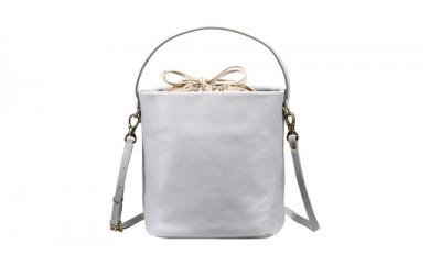 豊岡鞄 TUTUMU Leather cubu (S2800 24-176)ライトグレー