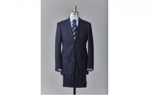[№5709-0215]azabu tailor オーダースーツ お仕立券【国産生地使用】