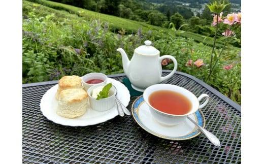 透き通るような紅茶