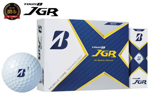 TOUR B JGR ホワイト 1ダース (ゴルフボール) T15-01