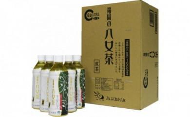 八女茶 煎茶ペットボトル 500ml×24本