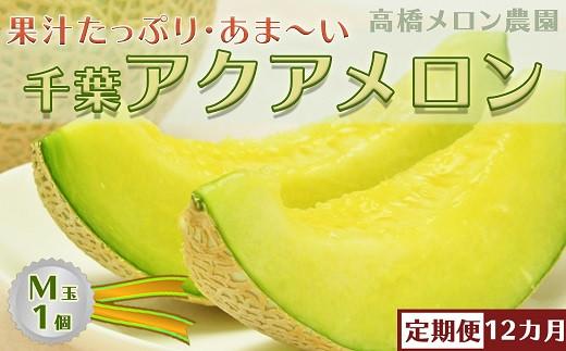 千葉アクアメロンは糖度が高く香りも食感にもこだわったブランド品種です。