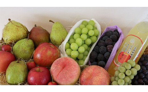 03D0430C 季節のフルーツ詰合せ(10月分)約5kg