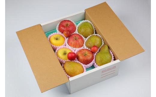 03A0430F 季節のフルーツ詰合せ(1月分)3kg