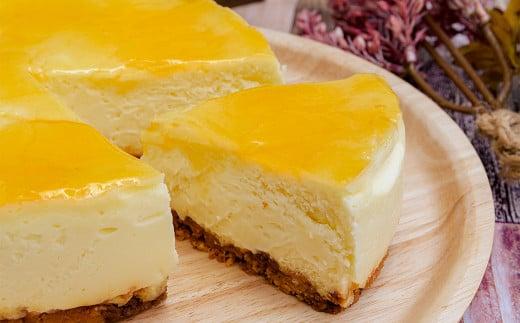 濃厚な味わいの理由、クリームチーズの配合率60%!!