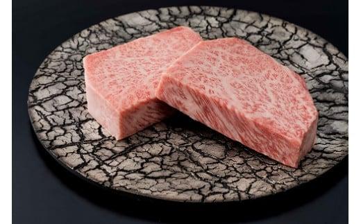 """4月:佐賀牛""""厚切り""""サーロインステーキ360g(180g×2枚)"""